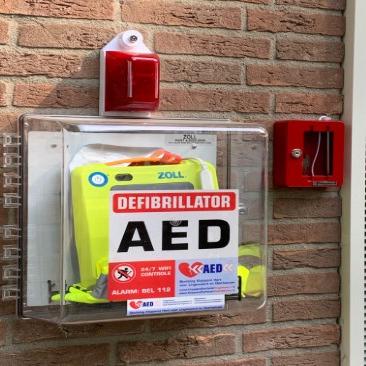 AED | als elke seconde telt