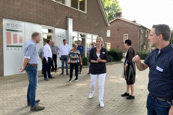 Collegebezoek Burgermeester en Wethouders Gemeente Lingewaard